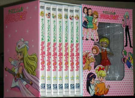 DVD-BOX & フィギュア箱。